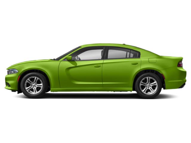 Sublime Metallic Clearcoat 2019 Dodge Charger Pictures Charger SXT AWD photos side view