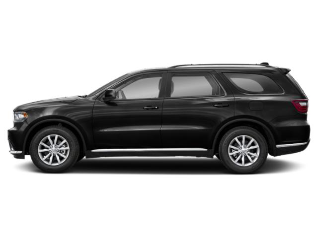 DB Black Clearcoat 2019 Dodge Durango Pictures Durango GT AWD photos side view