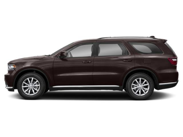 In-Violet Clearcoat 2019 Dodge Durango Pictures Durango SXT Plus RWD photos side view