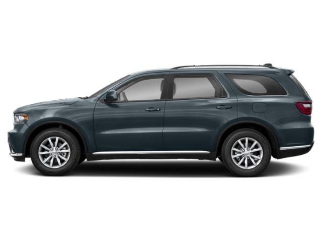 Reactor Blue Pearlcoat 2019 Dodge Durango Pictures Durango SXT Plus RWD photos side view