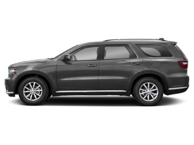 Destroyer Gray Clearcoat 2019 Dodge Durango Pictures Durango SXT RWD photos side view