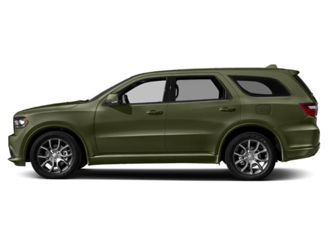 F8 Green Clearcoat 2019 Dodge Durango Pictures Durango R/T AWD photos side view