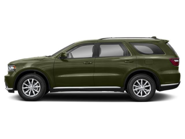 F8 Green Clearcoat 2019 Dodge Durango Pictures Durango GT Plus AWD photos side view