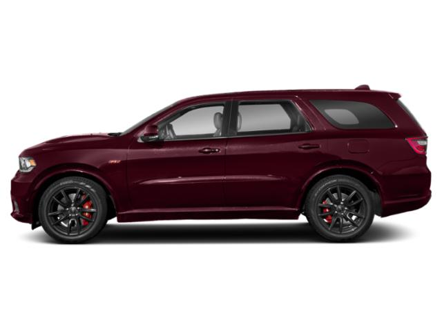 Octane Red Pearlcoat 2019 Dodge Durango Pictures Durango SRT AWD photos side view