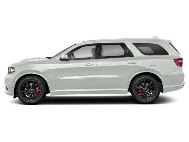 White Knuckle Clearcoat 2019 Dodge Durango Pictures Durango SRT AWD photos side view