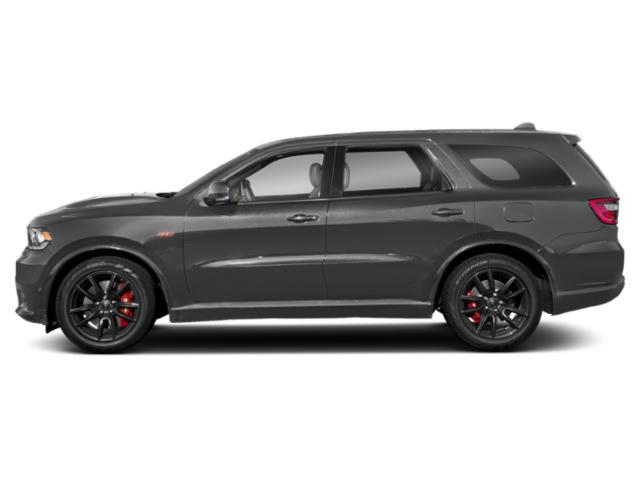 Destroyer Gray Clearcoat 2019 Dodge Durango Pictures Durango SRT AWD photos side view