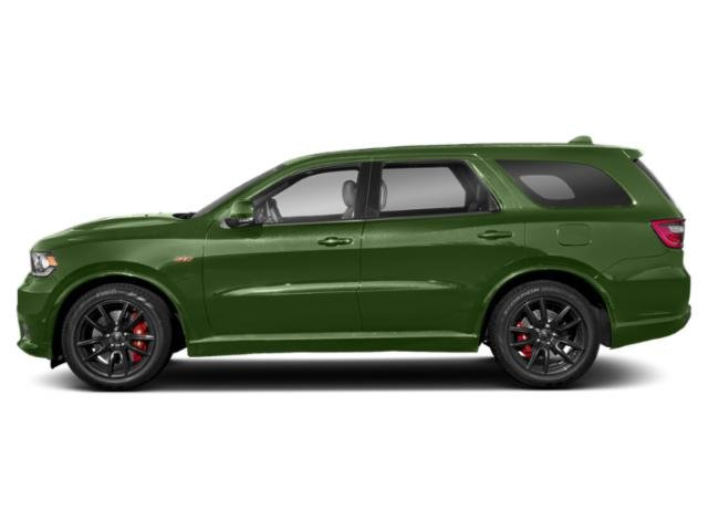 F8 Green Clearcoat 2019 Dodge Durango Pictures Durango SRT AWD photos side view