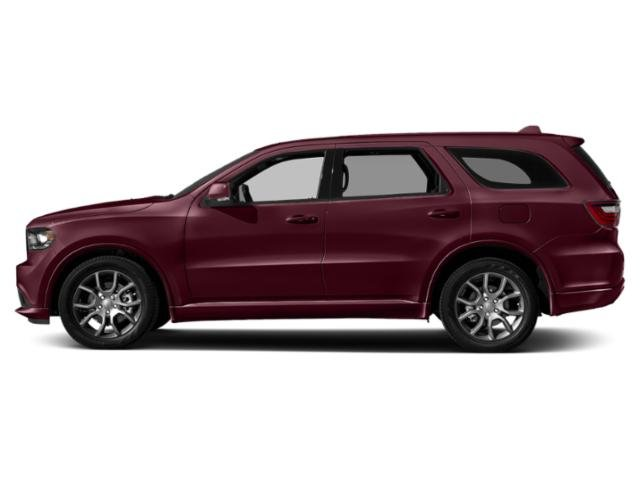 Octane Red Pearlcoat 2019 Dodge Durango Pictures Durango R/T AWD photos side view