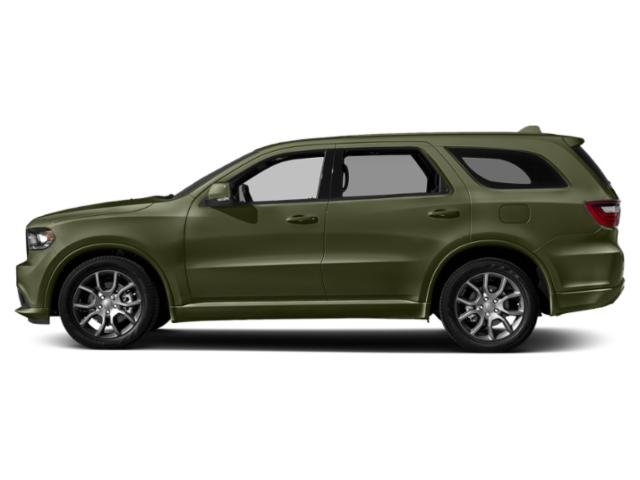 F8 Green Clearcoat 2019 Dodge Durango Pictures Durango R/T RWD photos side view