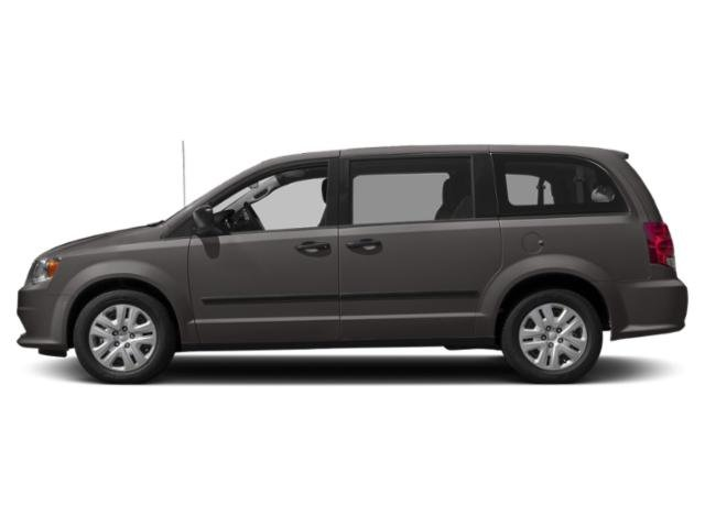 Granite Pearlcoat 2019 Dodge Grand Caravan Pictures Grand Caravan GT Wagon photos side view