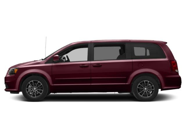Octane Red Pearlcoat 2019 Dodge Grand Caravan Pictures Grand Caravan SXT Wagon photos side view