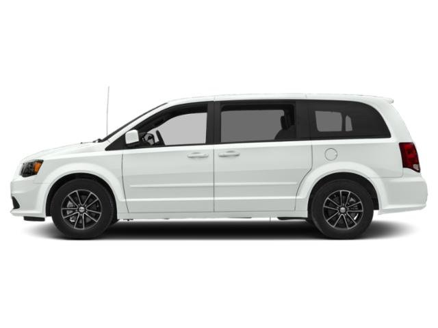 White Knuckle Clearcoat 2019 Dodge Grand Caravan Pictures Grand Caravan GT Wagon photos side view