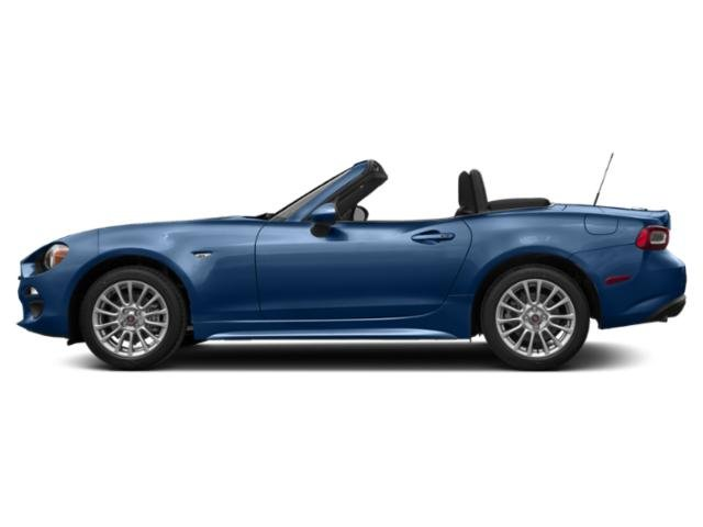 Mare Blue Metallic 2019 FIAT 124 Spider Pictures 124 Spider Urbana Edition Convertible photos side view