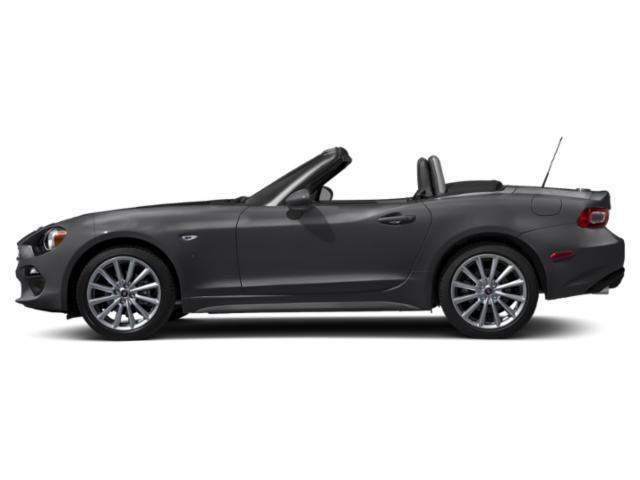 Moda Gray Metallic 2019 FIAT 124 Spider Pictures 124 Spider Lusso Convertible photos side view