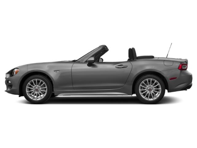 Ceramica Gray Metallic 2019 FIAT 124 Spider Pictures 124 Spider Classica Convertible photos side view