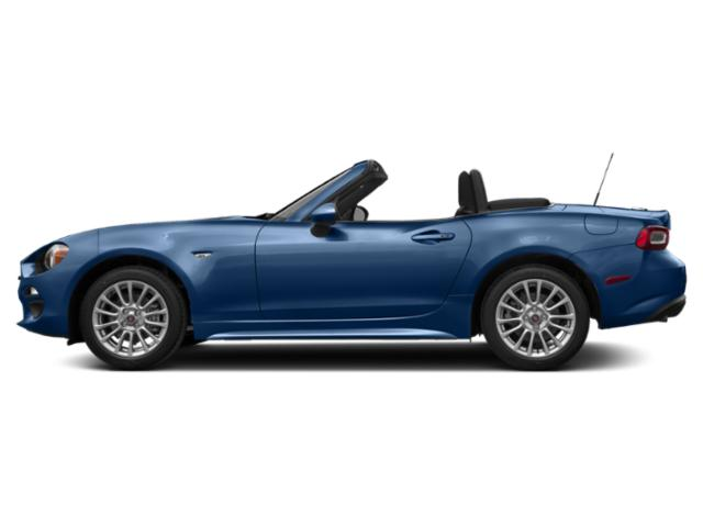 Mare Blue Metallic 2019 FIAT 124 Spider Pictures 124 Spider Classica Convertible photos side view