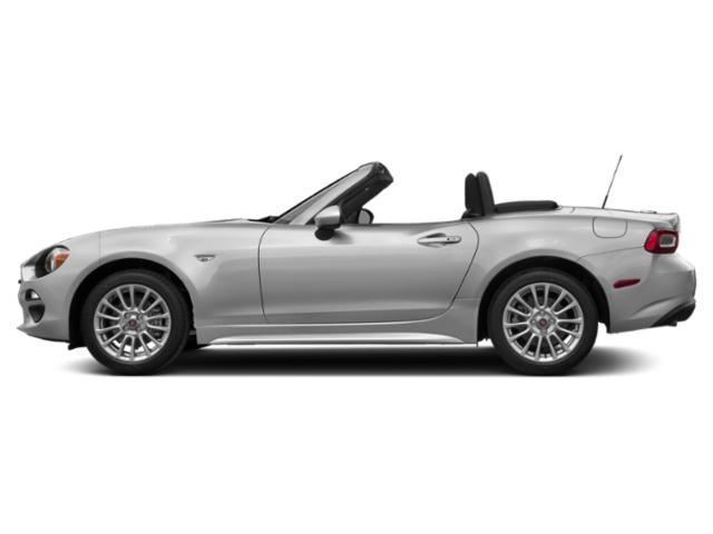 Chiaro Silver Metallic 2019 FIAT 124 Spider Pictures 124 Spider Classica Convertible photos side view