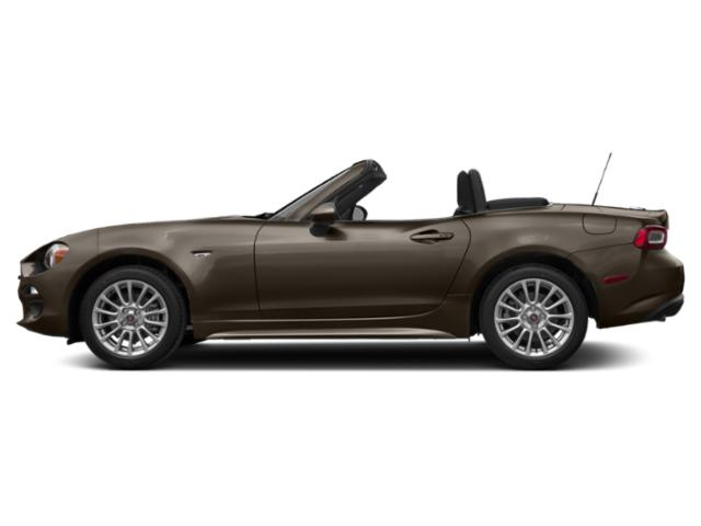 Magnetico Bronze Metallic 2019 FIAT 124 Spider Pictures 124 Spider Classica Convertible photos side view