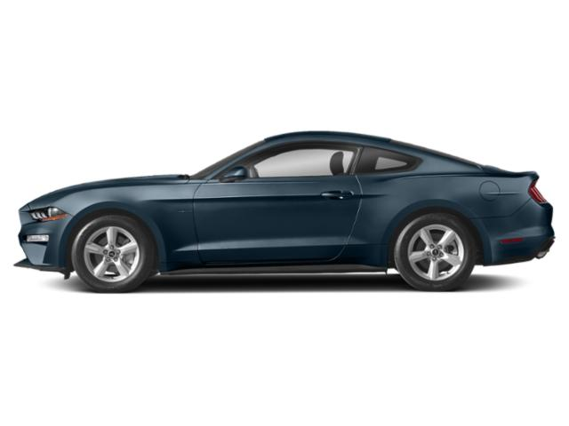 Velocity Blue Metallic  Ford Mustang Pictures Mustang Gt Fastback Photos Side View