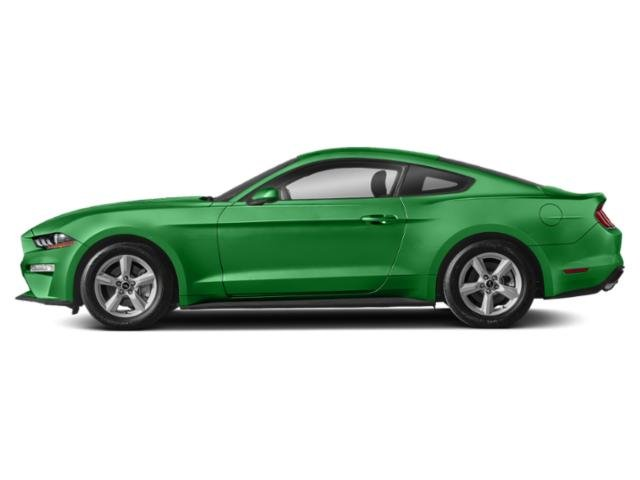 Need for Green 2019 Ford Mustang Pictures Mustang EcoBoost Fastback photos side view