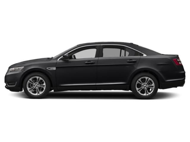 Agate Black 2019 Ford Taurus Pictures Taurus SEL FWD photos side view