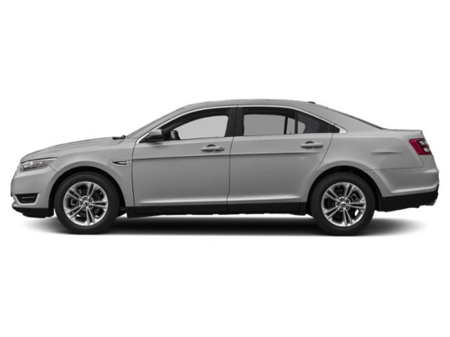 Ingot Silver Metallic 2019 Ford Taurus Pictures Taurus SE FWD photos side view