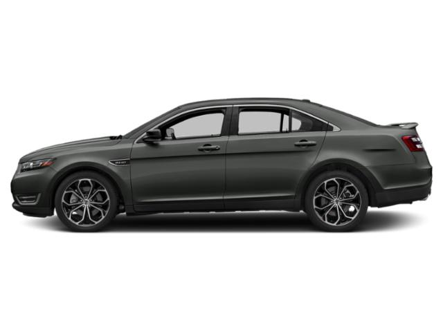 Magnetic Metallic 2019 Ford Taurus Pictures Taurus SE FWD photos side view