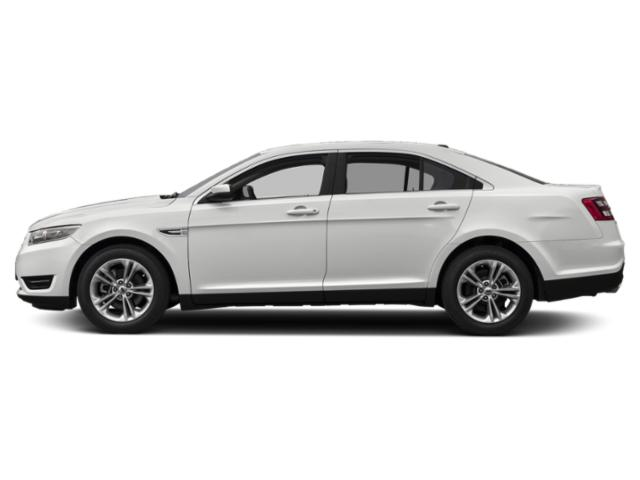 Oxford White 2019 Ford Taurus Pictures Taurus SEL FWD photos side view