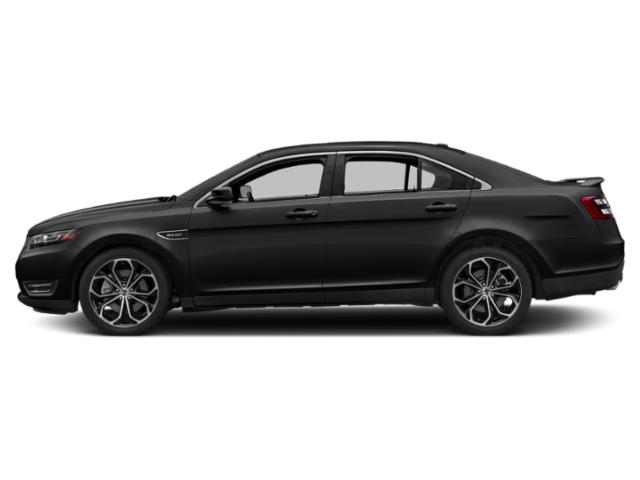 Agate Black 2019 Ford Taurus Pictures Taurus SHO AWD photos side view