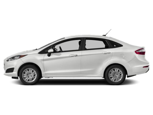 Oxford White 2019 Ford Fiesta Pictures Fiesta SE Hatch photos side view