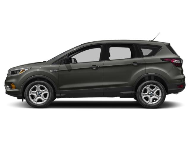Baltic Sea Green Metallic 2019 Ford Escape Pictures Escape SEL 4WD photos side view