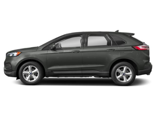 Magnetic Metallic 2019 Ford Edge Pictures Edge SE FWD photos side view