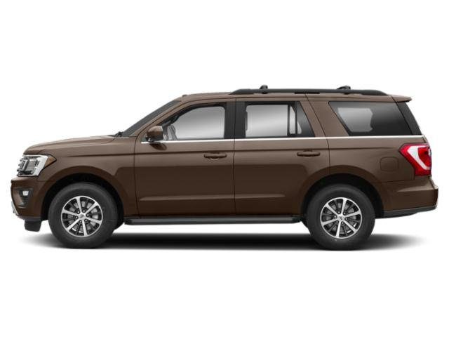 Stone Gray Metallic 2019 Ford Expedition Pictures Expedition Platinum 4x2 photos side view