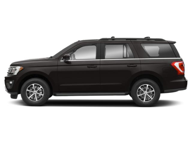 Magnetic Metallic 2019 Ford Expedition Pictures Expedition Platinum 4x2 photos side view