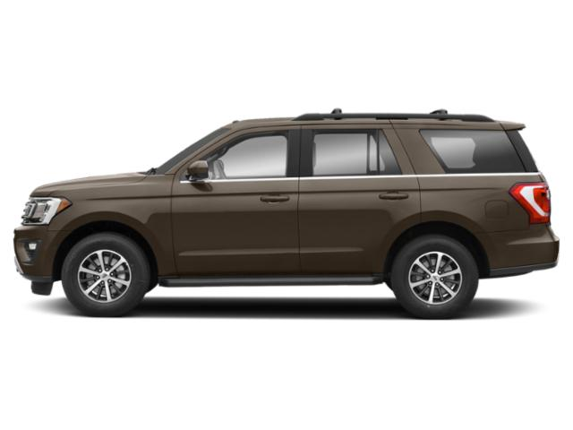 Stone Gray Metallic 2019 Ford Expedition Pictures Expedition XL 4x4 photos side view