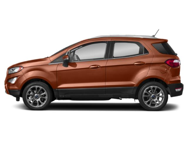 Canyon Ridge Metallic 2019 Ford EcoSport Pictures EcoSport Titanium FWD photos side view