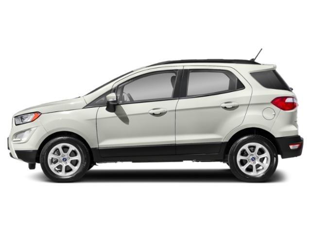 Diamond White 2019 Ford EcoSport Pictures EcoSport Titanium FWD photos side view