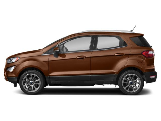 Canyon Ridge Metallic 2019 Ford EcoSport Pictures EcoSport Titanium 4WD photos side view