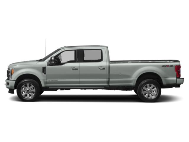 Silver Spruce 2019 Ford Super Duty F-250 SRW Pictures Super Duty F-250 SRW LARIAT 4WD Crew Cab 8' Box photos side view