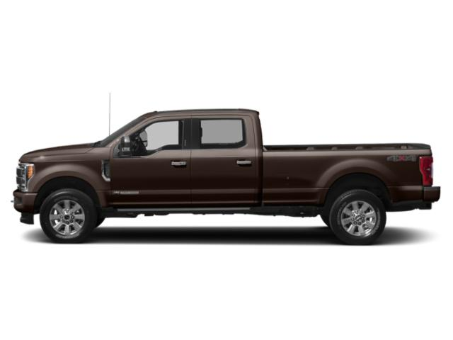 Magma Red Metallic 2019 Ford Super Duty F-250 SRW Pictures Super Duty F-250 SRW LARIAT 4WD Crew Cab 8' Box photos side view