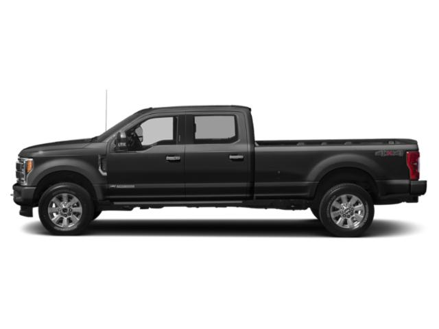Magnetic Metallic 2019 Ford Super Duty F-250 SRW Pictures Super Duty F-250 SRW Platinum 4WD Crew Cab 6.75' Box photos side view