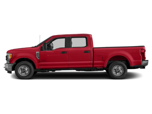 Race Red 2019 Ford Super Duty F-250 SRW Pictures Super Duty F-250 SRW XL 4WD Crew Cab 8' Box photos side view