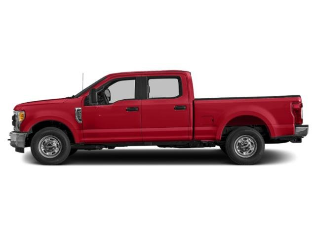 Race Red 2019 Ford Super Duty F-250 SRW Pictures Super Duty F-250 SRW XL 2WD Crew Cab 6.75' Box photos side view