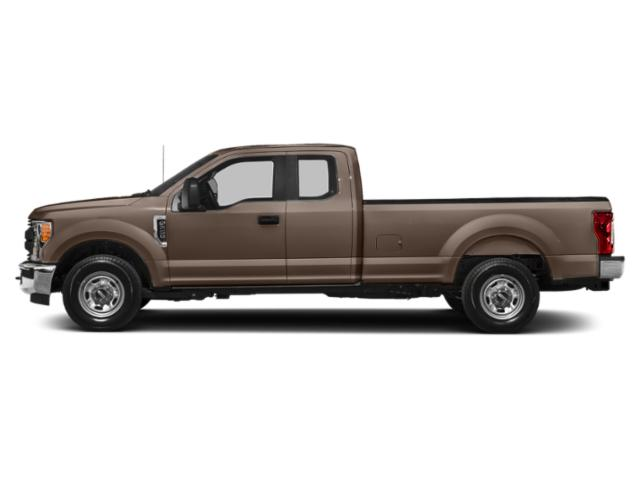 Stone Gray Metallic 2019 Ford Super Duty F-250 SRW Pictures Super Duty F-250 SRW XL 2WD SuperCab 8' Box photos side view