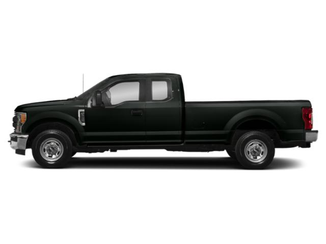 Green Gem 2019 Ford Super Duty F-250 SRW Pictures Super Duty F-250 SRW XL 2WD SuperCab 8' Box photos side view