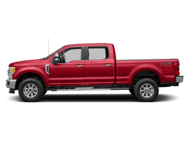 Race Red 2019 Ford Super Duty F-250 SRW Pictures Super Duty F-250 SRW XLT 2WD Crew Cab 8' Box photos side view