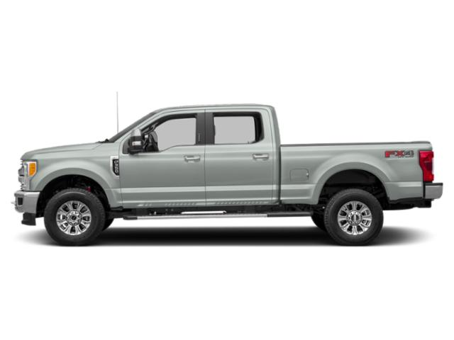 Silver Spruce 2019 Ford Super Duty F-250 SRW Pictures Super Duty F-250 SRW XLT 2WD Crew Cab 8' Box photos side view
