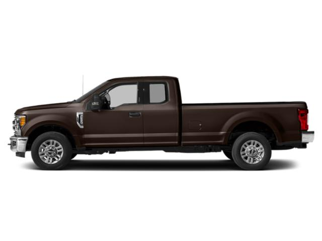Magma Red Metallic 2019 Ford Super Duty F-250 SRW Pictures Super Duty F-250 SRW XLT 2WD SuperCab 8' Box photos side view