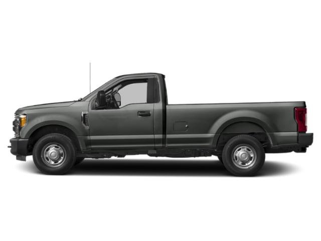 Magnetic Metallic 2019 Ford Super Duty F-350 SRW Pictures Super Duty F-350 SRW XL 2WD Reg Cab 8' Box photos side view