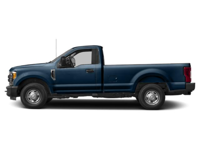 Blue Jeans Metallic 2019 Ford Super Duty F-350 SRW Pictures Super Duty F-350 SRW XL 2WD Reg Cab 8' Box photos side view